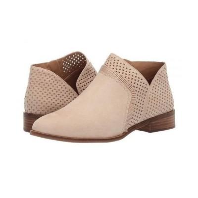 Lucky Brand ラッキーブランド レディース 女性用 シューズ 靴 ブーツ アンクル ショートブーツ Pakpao - Tahini