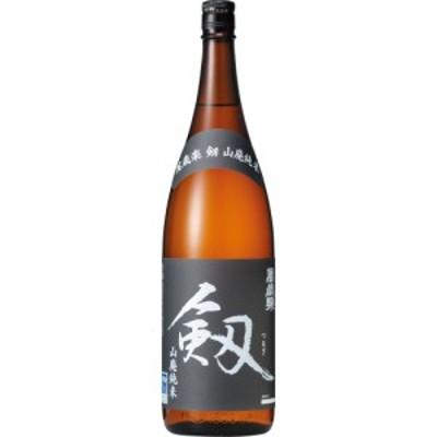 父の日 ギフト 日本酒 萬歳楽 山廃純米 剱 1800ml 石川県 小堀酒造店
