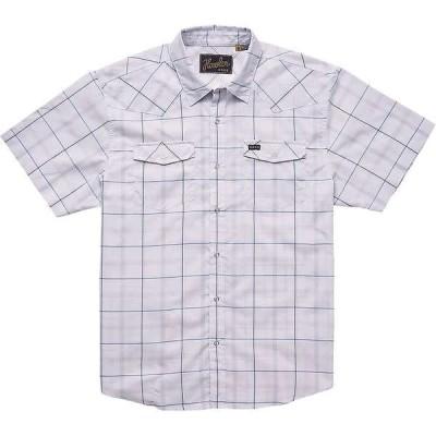 ハウラーブラザーズ メンズ シャツ トップス Howler Brothers Men's H Bar B Tech Shirt