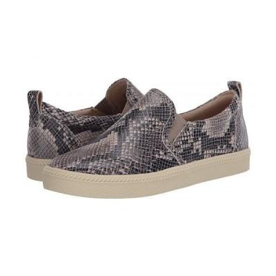 Earth アース レディース 女性用 シューズ 靴 スニーカー 運動靴 Zen Groove - Taupe Multi Shiny Python