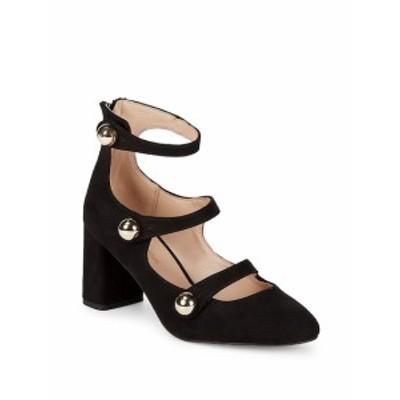 BCBG ジェネレーション レディース シューズ パンプス Bernadette Microsuede Mary Jane Shoes
