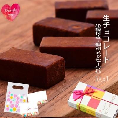 和菓子 内祝 御祝  プレゼント 御礼 お配り ギフト まとめ買い / 岐阜 生チョコレート 5ピース