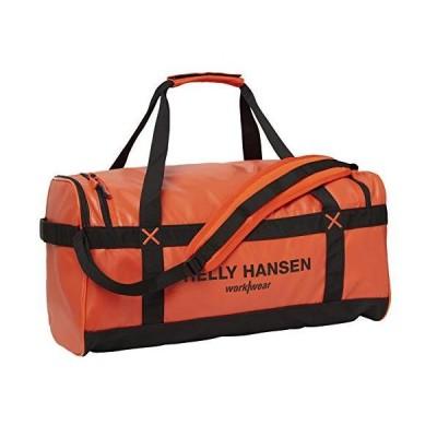 Helly Hansen 79572_299-STD DufFEL BAG 50L Orange/Black 並行輸入品