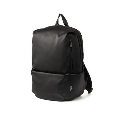 (Un coeur/アンクール)アンクール Un coeur リュック メンズ レディース ブランド 小さめ SATIN k900168/ユニセックス ブラック