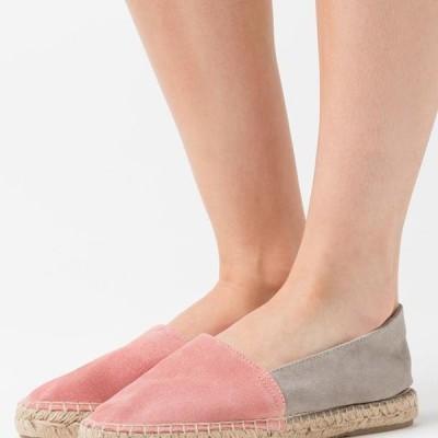 ザイン レディース 靴 シューズ Espadrilles - grey/nude