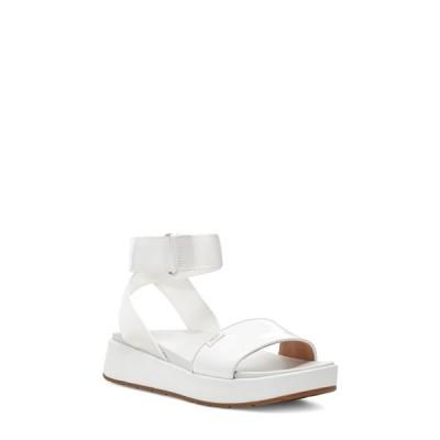 アグ レディース サンダル シューズ Lennox Platform Sandal WHT