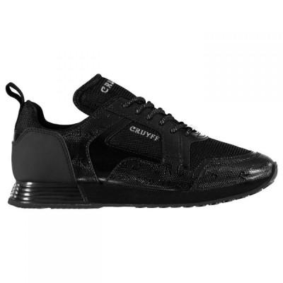 クライフ Cruyff レディース スニーカー シューズ・靴 Lusso Trainers Black