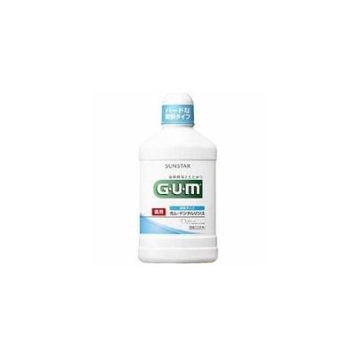 サンスター 「GUM(ガム)」リンス爽快タイプ(500ml) GUMリンスソウカイ500M(500