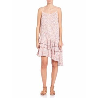 プロース&ポエトリー レディース ワンピース Camellia Asymmetrical Tier Dress