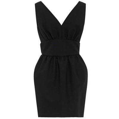 エムエスジーエム MSGM レディース パーティードレス ワンピース・ドレス cady minidress Black