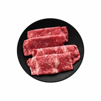 上州牛しゃぶしゃぶ用〔肩肉・モモ肉380g〕