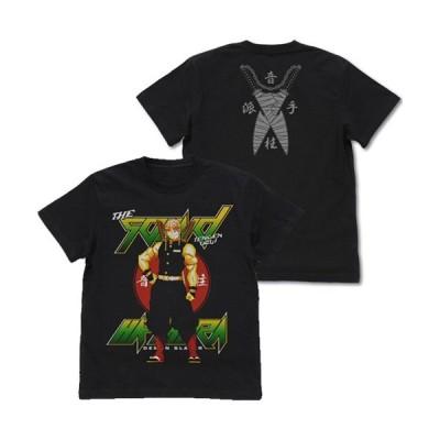 【送料無料対象商品】コスパ 鬼滅の刃 音柱 宇髄天元 Tシャツ BLACK【ネコポス/ゆうパケット対応】