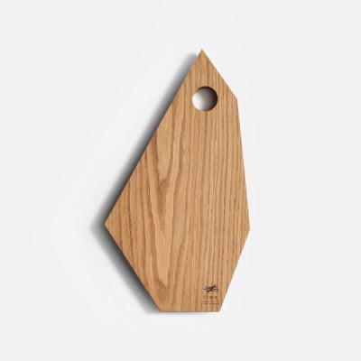 Own. / Fragment Board size:M(White Oak)[オウン/フラグメントボード/ウッドボード/カッティングボード/まな板/B.L.Wオリジナル/ホワイトオーク/CRAGG][113408