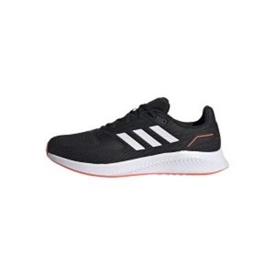 アディダス メンズ ランニング スポーツ RUN  2.0 RUNNING - Neutral running shoes - black black