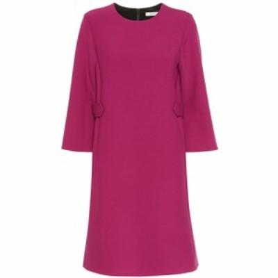 ドロシー シューマッハ Dorothee Schumacher レディース ワンピース ワンピース・ドレス Business Perfection wool-blend dress intense