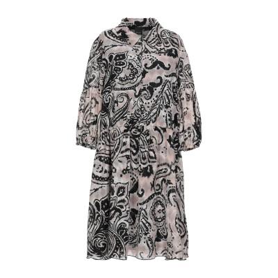 ピンコ PINKO ミニワンピース&ドレス ライトピンク 44 ポリエステル 100% ミニワンピース&ドレス