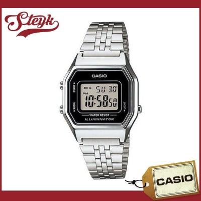 15日23:59までポイントUP! CASIO LA680WA-1  カシオ 腕時計 チープカシオ デジタル  レディース