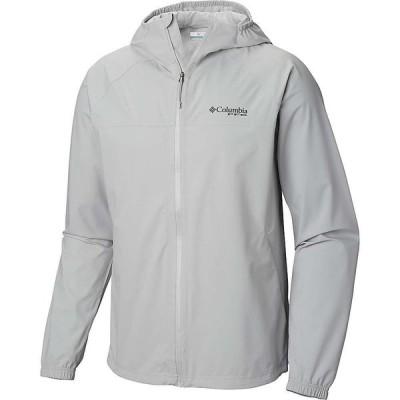 コロンビア Columbia メンズ ジャケット アウター Tamiami Hurricane Jacket Cool Grey