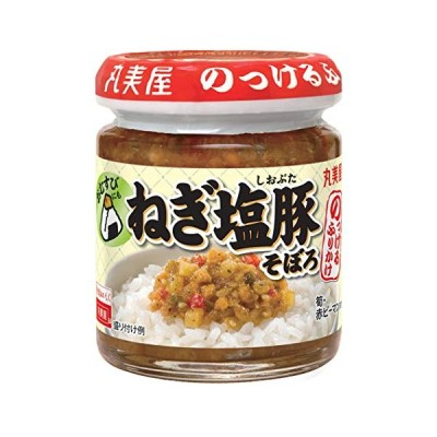 丸美屋食品工業 のっけるふりかけ (ねぎ塩豚そぼろ) 100g ×6個