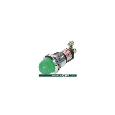 LED表示灯 サカズメ ランプ交換型LED表示灯(AC/DC24V接続) 緑 Φ16 [DO8-B6M-AC/DC24V-G/G] DO8B6MACDC24VGG 販売単位:1