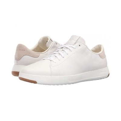 Cole Haan コールハーン メンズ 男性用 シューズ 靴 スニーカー 運動靴 GrandPro Tennis Sneaker - White