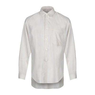 SAGE DE CRÊT シャツ ライトグレー S コットン 100% / ポリエステル シャツ
