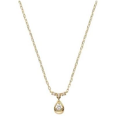 VAヴァンドーム青山 VA VENDOME AOYAMA K18YG ダイヤモンド 0.03ct マイデイズ ネックレス GGVN00894