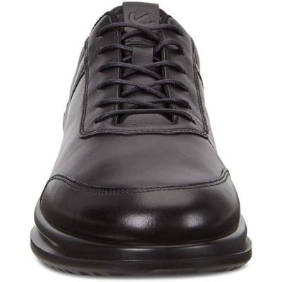 エコー カジュアルシューズ Mens Aquet Sneaker メンズ BLACK EU 40(25.5 cm) 3E