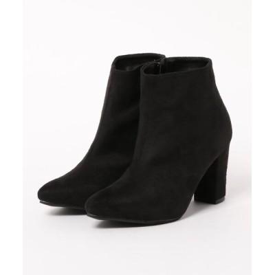 Noubel Voug Relax / シンプルデザインショートブーツ WOMEN シューズ > ブーツ