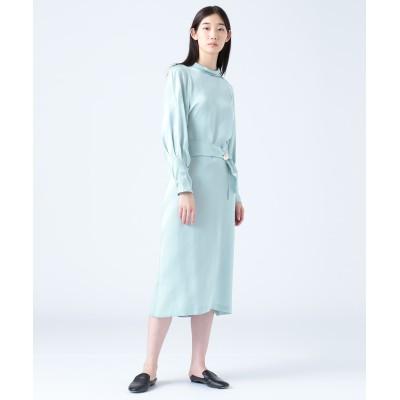ESCAPE / 3D SILK ドレス / ワンピース