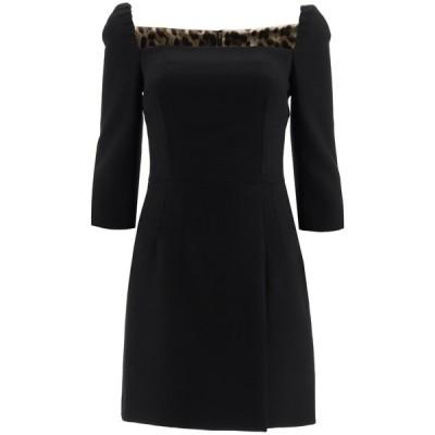 ドルチェ&ガッバーナ レディース ワンピース トップス Dolce & Gabbana Mini Sheath Dress -