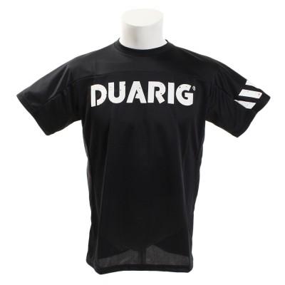 デュアリグウェアTシャツ 半袖 メッシュ 863D9ES9307 BLK ブラック