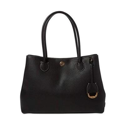 LAUREN Ralph Lauren Millbrook Market Tote Black One Size【並行輸入品】