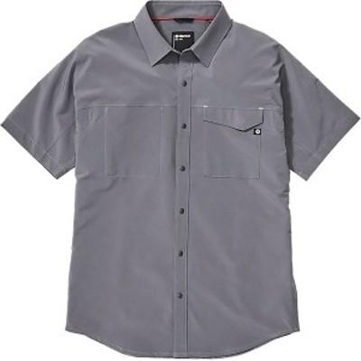マーモット メンズ シャツ トップス Northgate Peak Shirt Steel Onyx