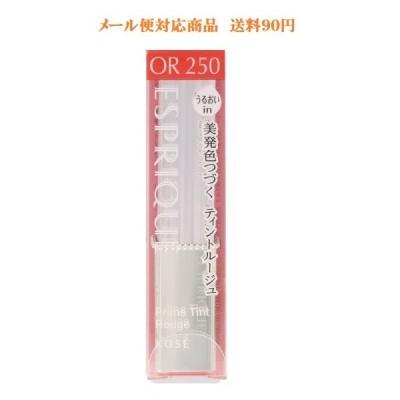 コーセー エスプリーク プライムティント ルージュ OR250 オレンジ系 2.2g   メール便対応商品 送料90円