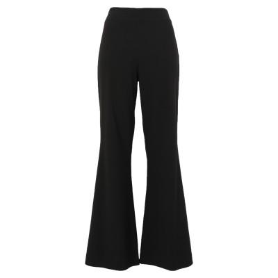 ジジル JIJIL パンツ ブラック 38 ポリエステル 89% / ポリウレタン 11% パンツ