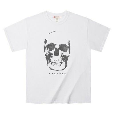 Tシャツ モノクロで落ち着いたダークでアーティスティックデザイン