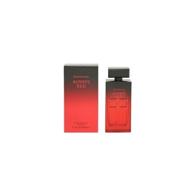エリザベスアーデン オールウェイズレッド (箱なし) オーデトワレ スプレータイプ 50ml ELIZABETH ARDEN 香水 ALWAYS RED