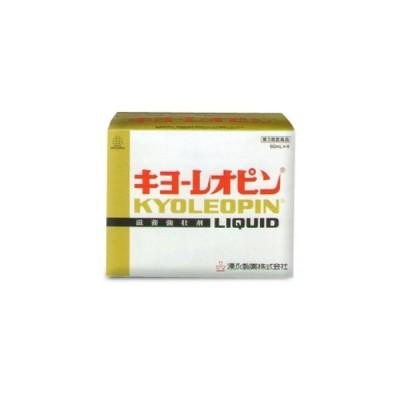 【第3類医薬品】キヨーレオピンW 60ml×4本入【2021.11期限品・お一人様1個まで・他の商品と同梱は不可】