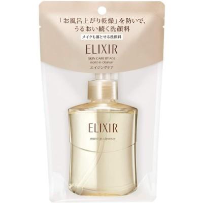 エリクシール(ELIXIR) モイストイン クレンズ 洗顔 オレンジフローラルの香り 140mL