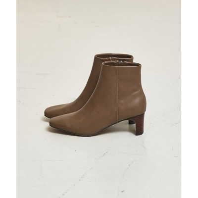 ABAHOUSE PICHE / 【WEB限定】スクエアトゥショートブーツ WOMEN シューズ > ブーツ