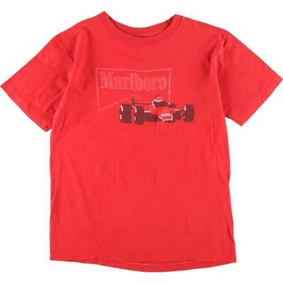 70年代 アンビル anvil Marlboro マールボロ アドバタイジングTシャツ USA製 メンズS ヴィンテージ /eaa158118
