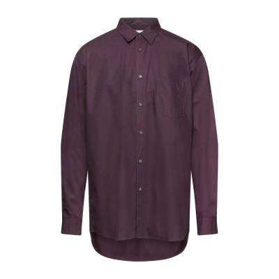 COMME des GARÇONS SHIRT シャツ ディープパープル XL コットン 100% シャツ
