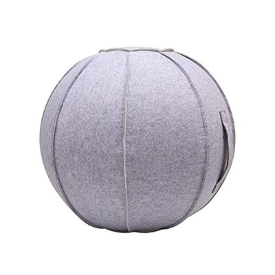 PHASFBJ Sitting Ball Chair for Office, Dormitory and Home, Lightweight self