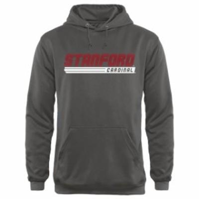 Fanatics Branded ファナティクス ブランド スポーツ用品  Stanford Cardinal Dark Gray Billboard Hoodie