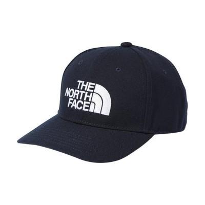 ノースフェイス(THE NORTH FACE) TNFロゴキャップ TNF Logo Cap アーバンネイビー NN02135 UN 帽子 タウンユース アウトドア UV対策 日よけ キャンプ 登山