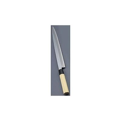 堺實光 匠練銀三 刺身(片刃) 實光 37552 24cm