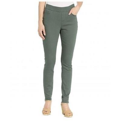 Jag Jeans ジャグジーンズ レディース 女性用 ファッション ジーンズ デニム Maya Skinny Pull-On Jeans in Elite Colored Denim - Juniper