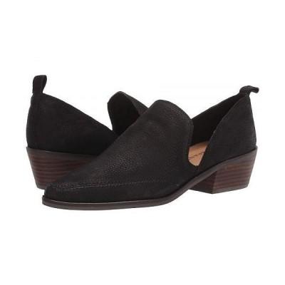 Lucky Brand ラッキーブランド レディース 女性用 シューズ 靴 ブーツ アンクルブーツ ショート Mahzan - Black