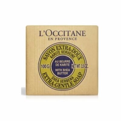 ロクシタン L'OCCITANE シアソープ ヴァーベナ 100g 【在庫あり】